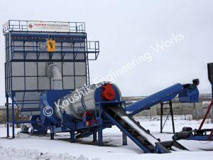 Asphalt Drum Mix Poland Plant