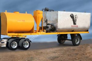 Mobile Drum Mix Plant Installed in Kenya