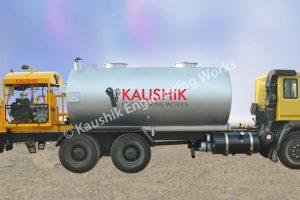 Bitumen Heating & Storage