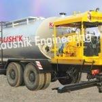 Qualities of An Efficient Bitumen Sprayer